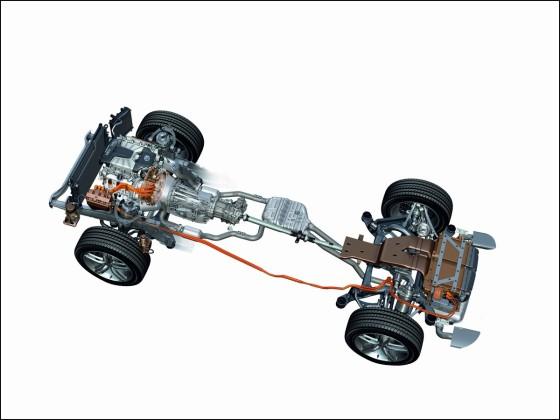 Aufbau Hybrid