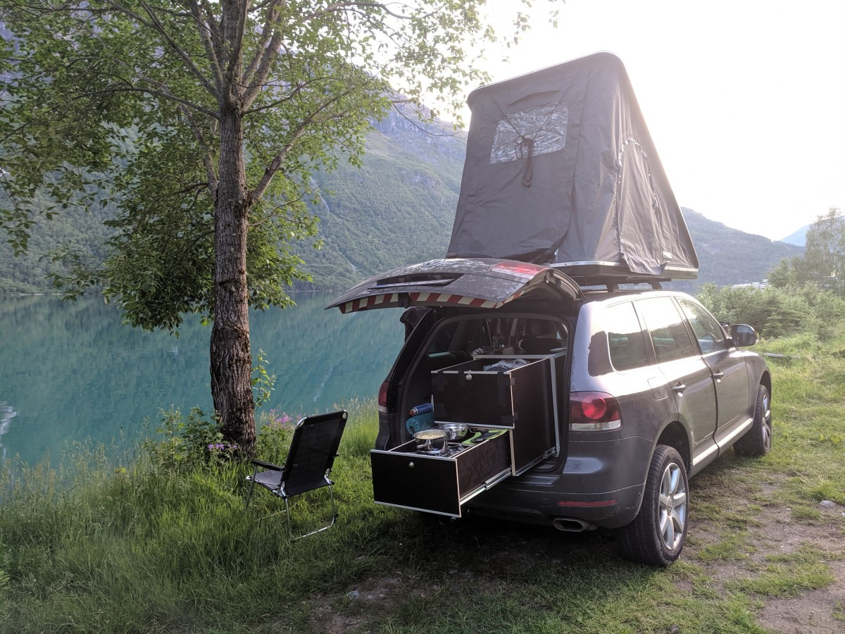 Camping am See