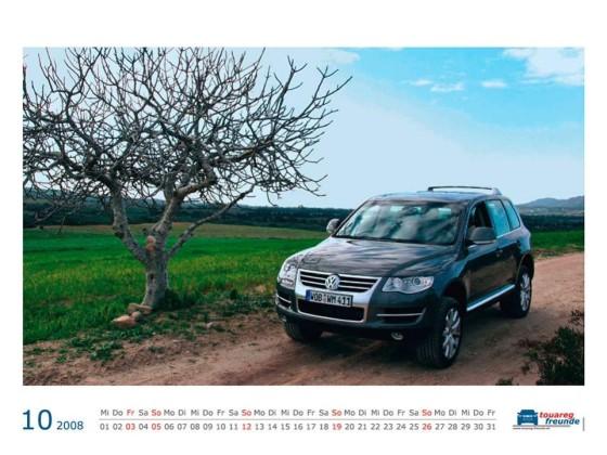 """TF Kalender 2008 """"Oktober"""""""