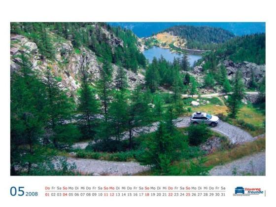 """TF Kalender 2008 """"Mai"""""""