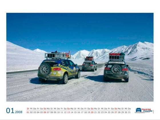 "TF Kalender 2008 ""Januar"""