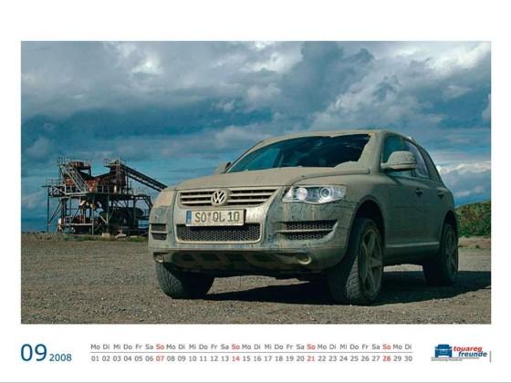 """TF Kalender 2008 """"September"""""""