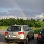 Touareg Regenbogen