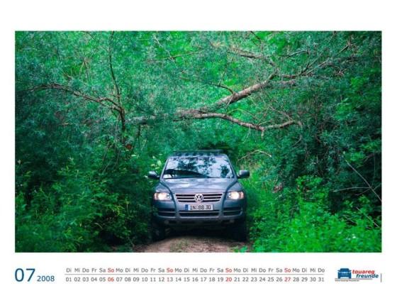 """TF Kalender 2008 """"Juli"""""""