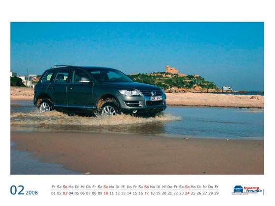 "TF Kalender 2008 ""Februar"""