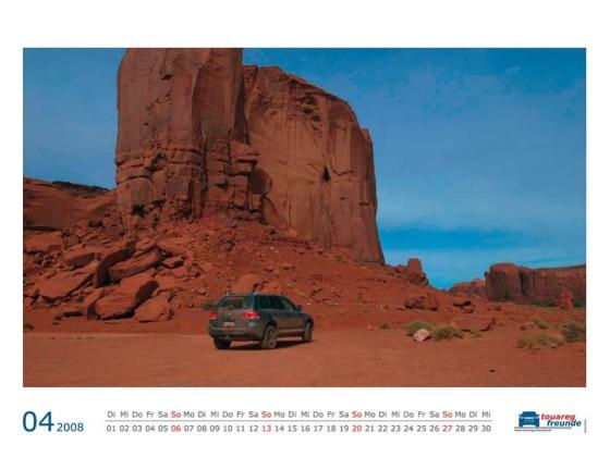 "TF Kalender 2008 ""April"""