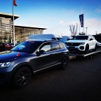 Brothers, VW TOUAREG V8 TDI LAST EDITION