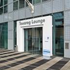 Start der Veranstaltung am Münchner Flughafen