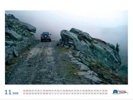"TF Kalender 2008 ""November"""