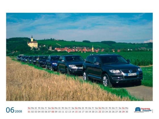 """TF Kalender 2008 """"Juni"""""""