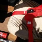 V6 Yster Seatbelt - Bullrun 2016