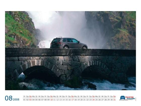 "TF Kalender 2008 ""August"""